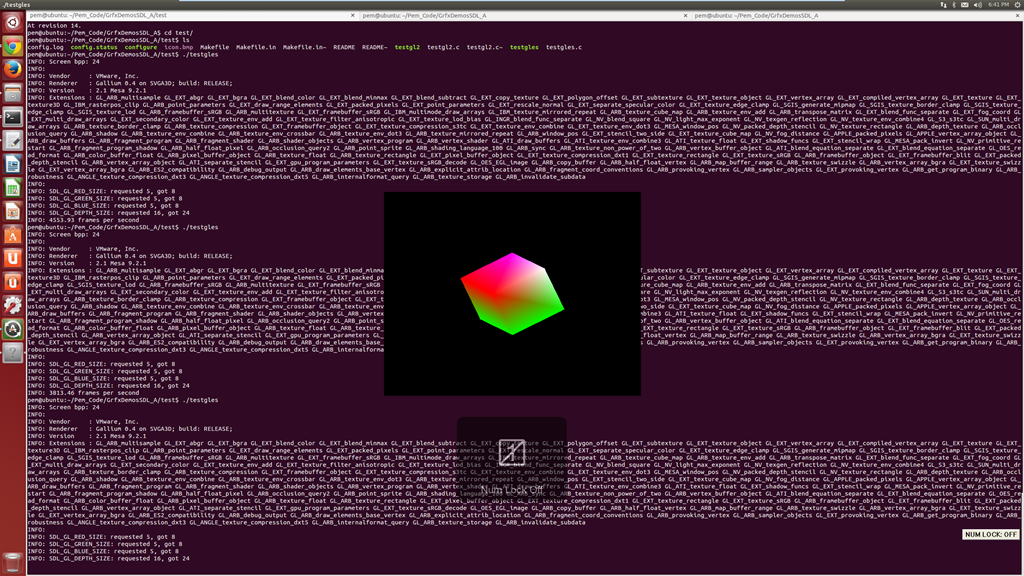 Pem's Code BlogCross-platform SDL 2 0 with OpenGL ES 2 0 setup C++